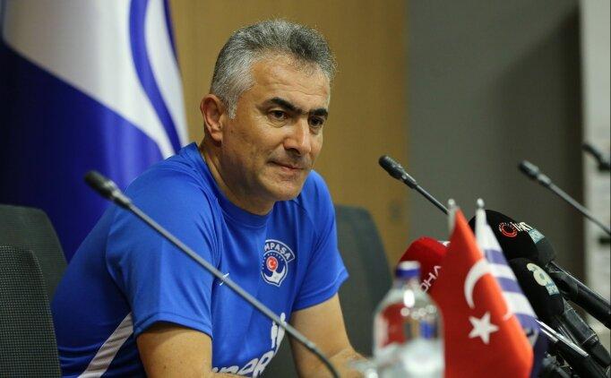 Kasımpaşa'da göreve Mehmet Altıparmak getirildi