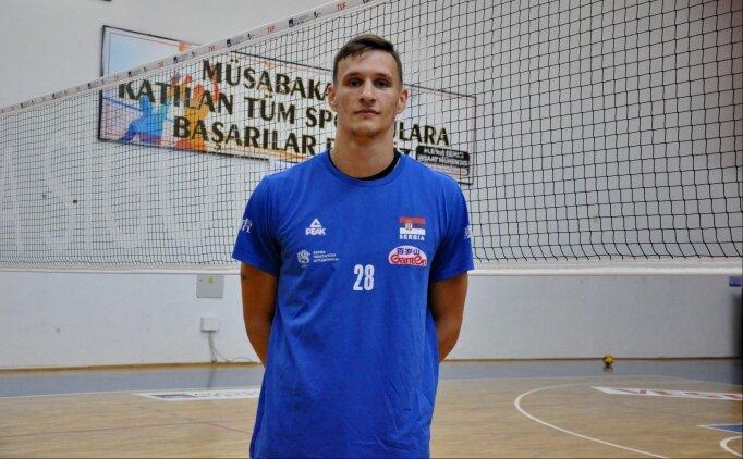 Sorgun Belediyespor, Danilo Pavlovic'i transfer etti