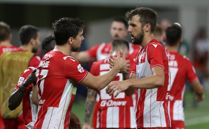 Kızılyıldız, tek golle Şampiyonlar Ligi'ne 'devam' dedi!