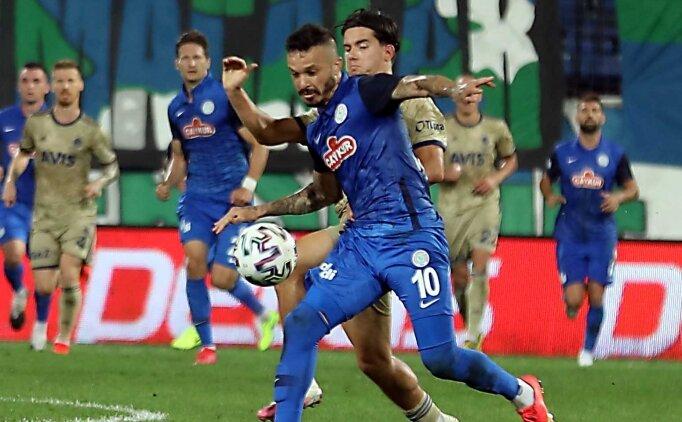 Fernando Boldrin: 'Rizespor'a saygı istiyorum'