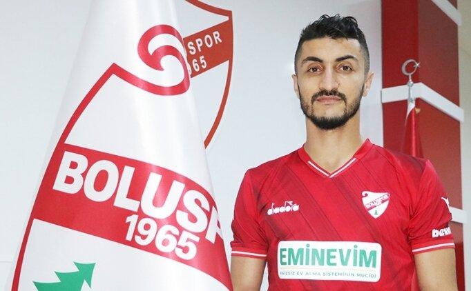 Boluspor, Abdullayev ile imzaladı