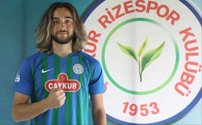 Çaykur Rizespor'a Pazarspor'dan transfer