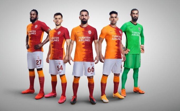 Galatasaray'ın Avrupa maçlarındaki forma sponsoru: THY