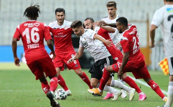 Beşiktaş'a 5 dakika kala şok: 1-1!