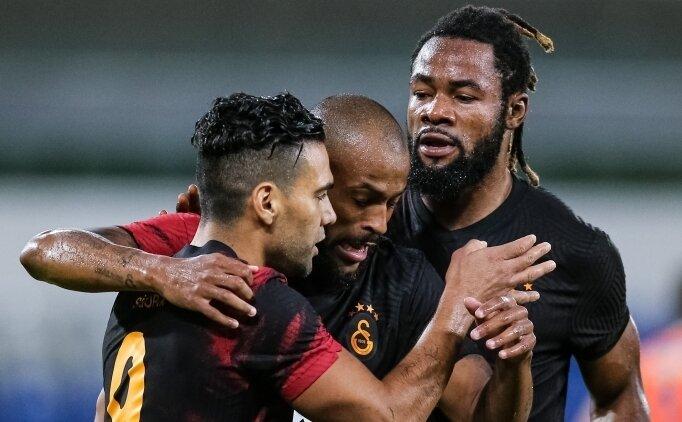 Galatasaray - Alanyaspor: İlk 11'ler