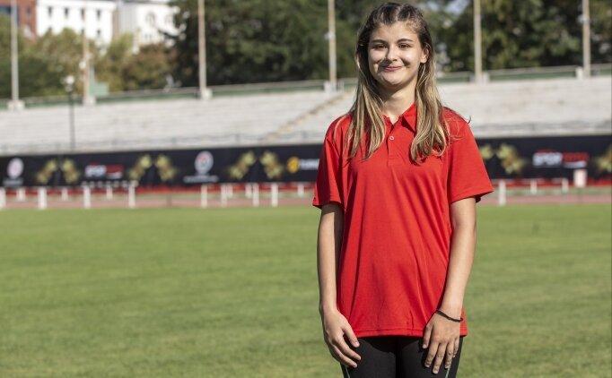 ODTÜ'lü görme engelli sporcunun en büyük hedefi olimpiyatlara katılmak