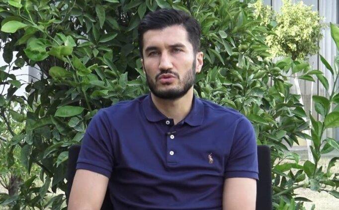 Nuri Şahin: 'Gençlere yol göstermek istiyorum'
