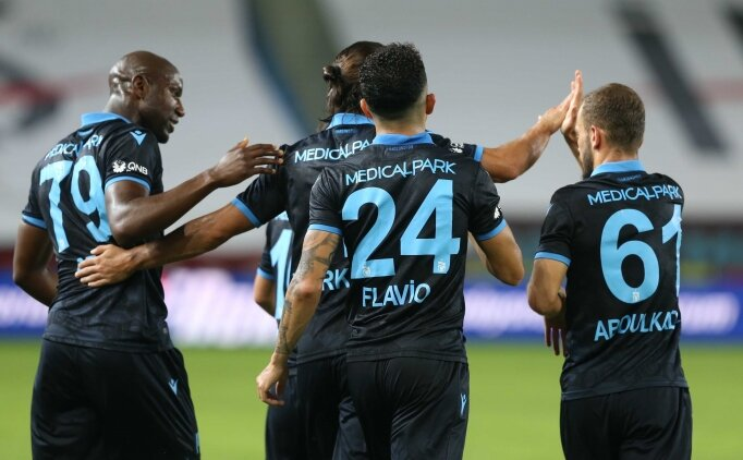 Trabzonspor'da Fenerbahçe maçının ilk 10'u hazır