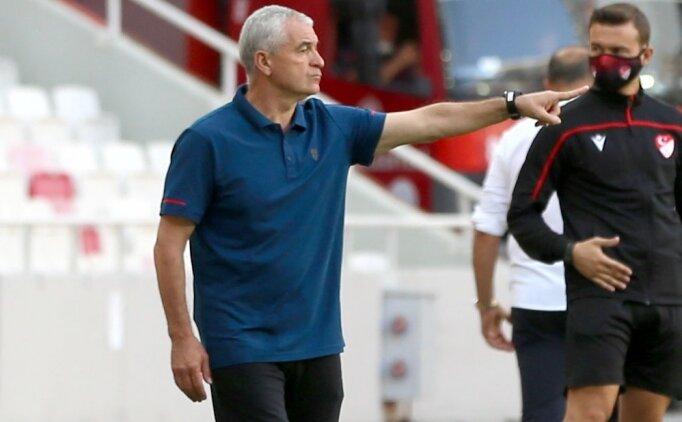 Rıza Çalımbay: 'Geçen sezon da 3 maçta 4 puan aldık'