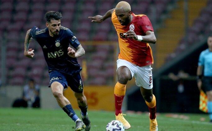 Galatasaray, bu sezon ilk kez takıldı!
