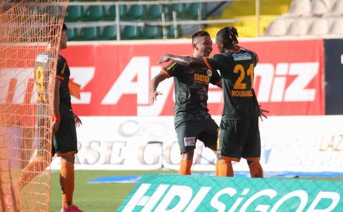 Alanyaspor cephesi sevinçli: 'İyi futbol mutlu etti!'