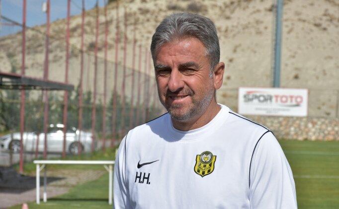 Hamza Hamzaoğlu: 'İyi bir takım olduk'