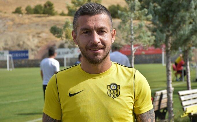 Yeni Malatyaspor'da sakat futbolcuların durumu
