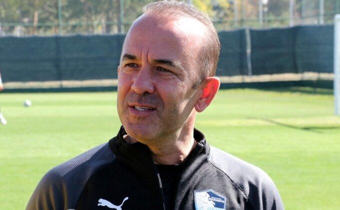 Mehmet Özdilek: 'Hatayspor maçını kazanmak istiyoruz'