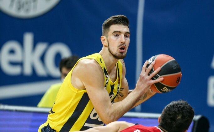 Fenerbahçe Beko ikinci yarıda dağıldı
