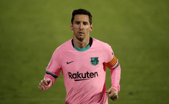 Merih kırmızı gördü, Barcelona kazandı