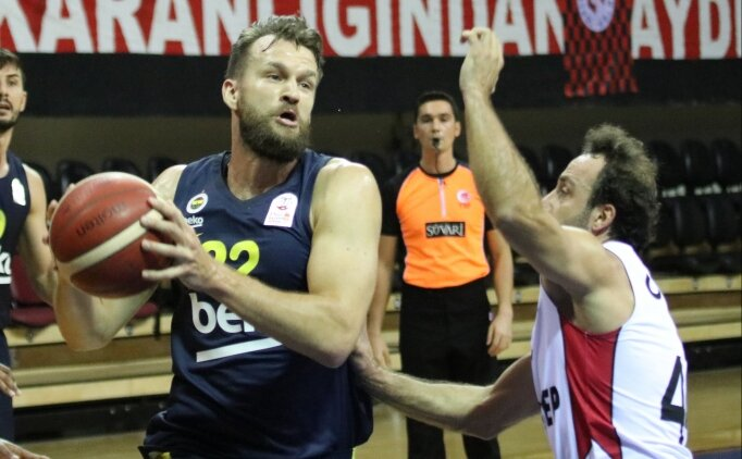 Fenerbahçe Beko ligde kayıpsız!