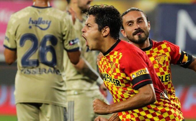 Guilherme: 'Fenerbahçe'ye bu kadar oynanır'