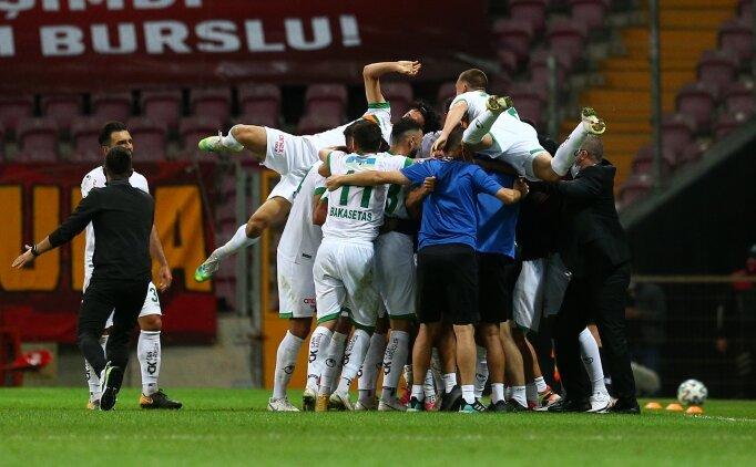 Alanyaspor Süper Lig'e damga vuruyor: Rekorla lider