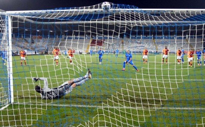 Erzurumspor'da üzüntü: 'Yediğimiz goller yakışmadı'