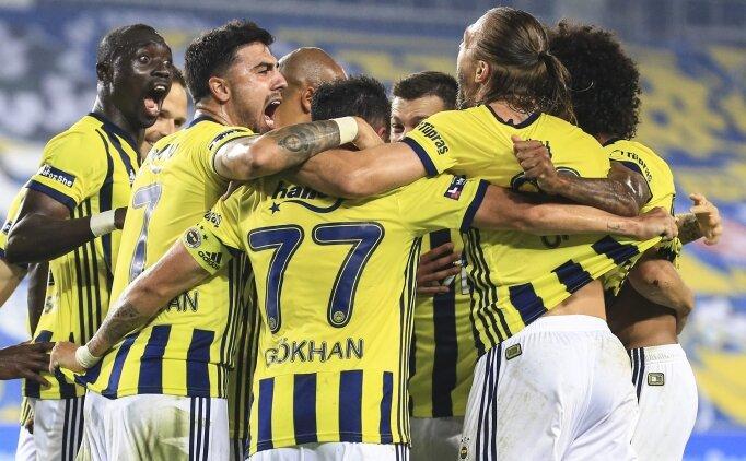 Fenerbahçe, 9 maç sonra Trabzonspor'u yendi