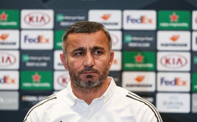 Gurban Gurbanov: 'Düşündüğümüz futbolu oynadık'