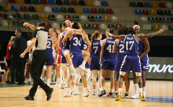 İzmit Belediyespor'un Avrupa maçlarına Kovid-19 engeli