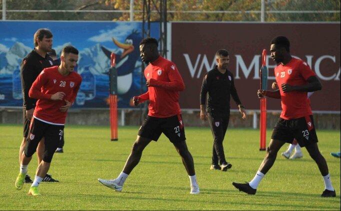 Samsunspor'da bir futbolcunun Kovid-19 testi pozitif