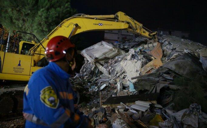 İzmir depreminin ardından Avrupa'dan Türkiye'ye dayanışma mesajları