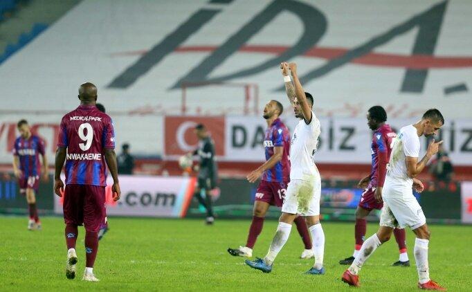 Trabzonspor'a şok: 3-1'den 3-4'e!