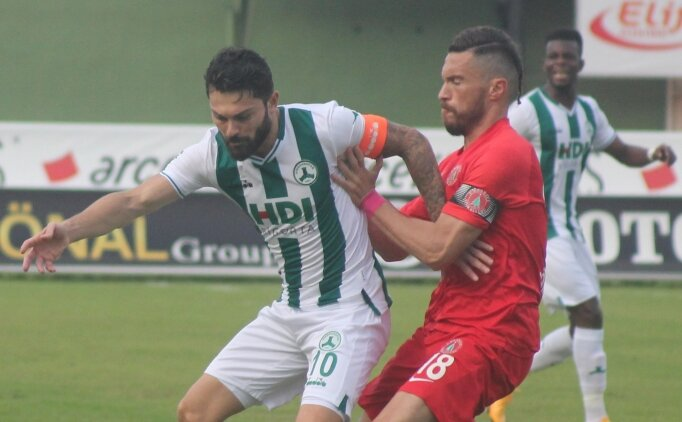 Ümraniyespor, Giresun deplasmanında tek golle kazandı!