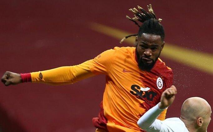 Galatasaray'ın Kongo duvarı Luyindama