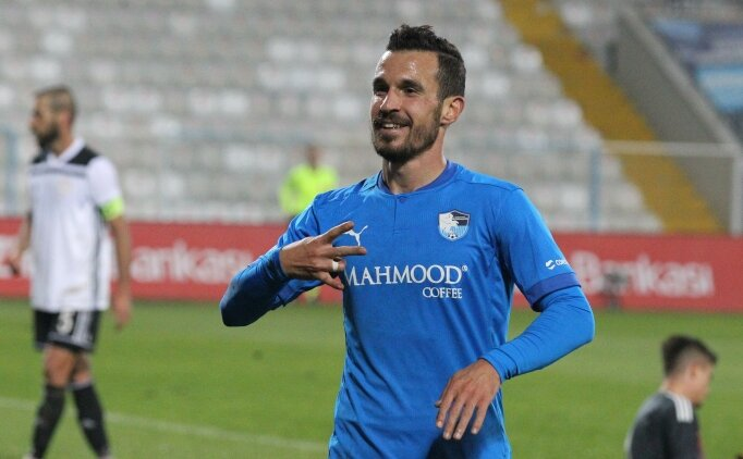 Erzurumspor'dan kupada 6 gollü galibiyet!