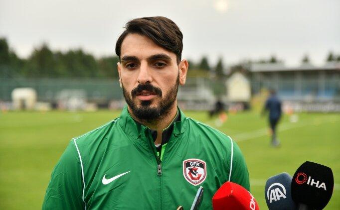 Günay Güvenç: 'Önceliğim Gaziantep FK'