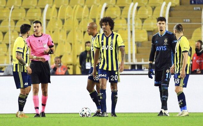 Fenerbahçe'de fikstür isyanı
