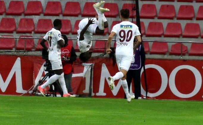 Hatayspor, Kayseri'de Mame Diouf ile güldü!