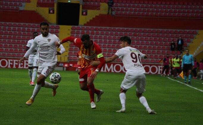 Kayseri'de açıklama: 'Milli maç arasında eksikleri tamamlayacağız'