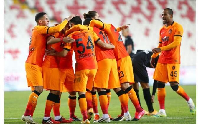 Galatasaray, Sivas'ta kazandı; arayı kapattı