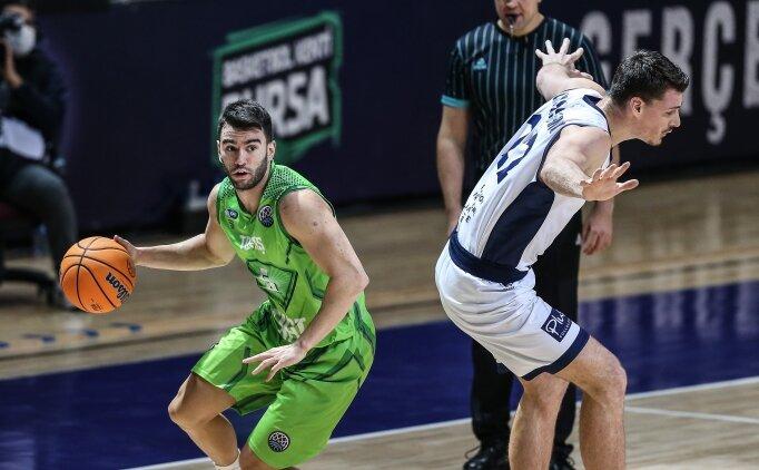TOFAŞ, Şampiyonlar Ligi'nde ikinci yenilgisini aldı