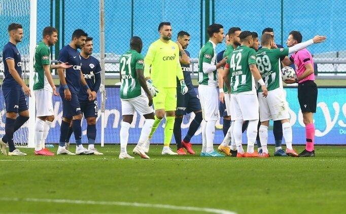 Süper Lig'de 2 maç daha sona erdi