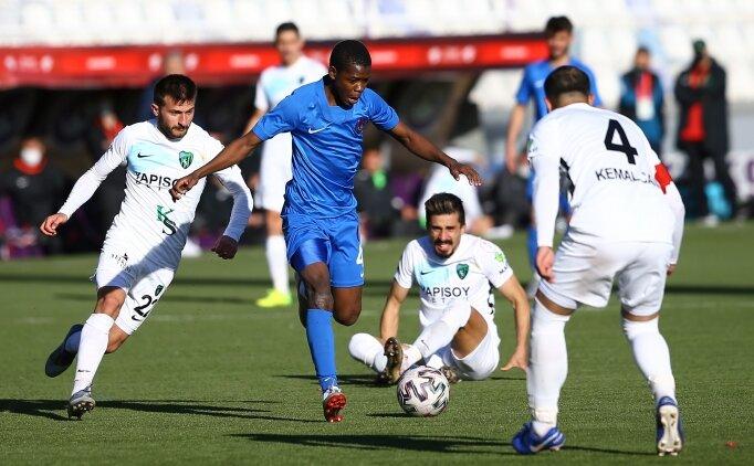 2. Lig ekibi Kocaelispor kupada 5. tura yükseldi