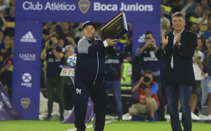Alman kulüpleri Maradona için üzüntülerini paylaştı