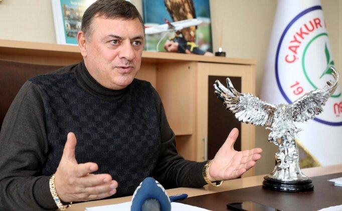 Hasan Kartal: 'Galatasaray'dan daha iyiyiz'