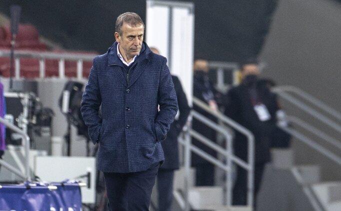 Trabzonspor'da Abdullah Avcı'nın şifreleri