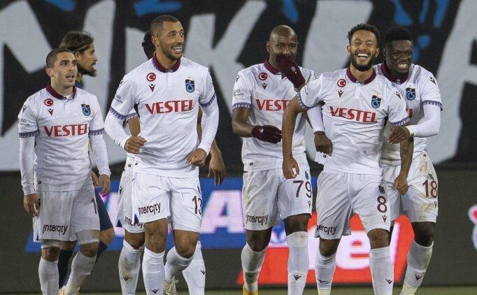 Trabzonspor, Avcı ile 2'de 2 yaptı!