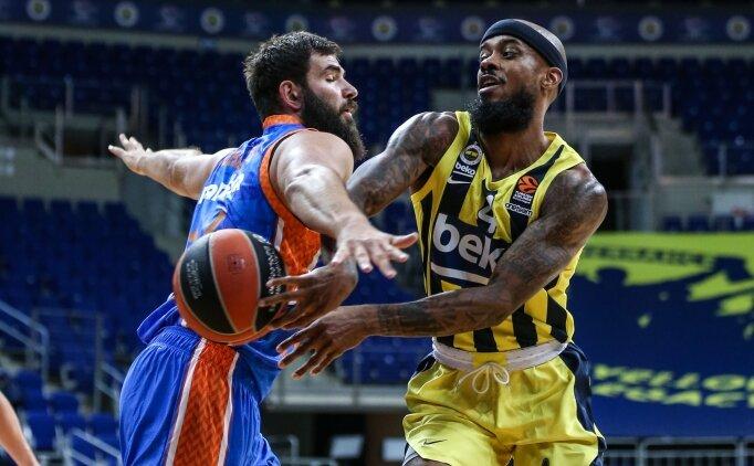 Fenerbahçe Beko toparlanamıyor