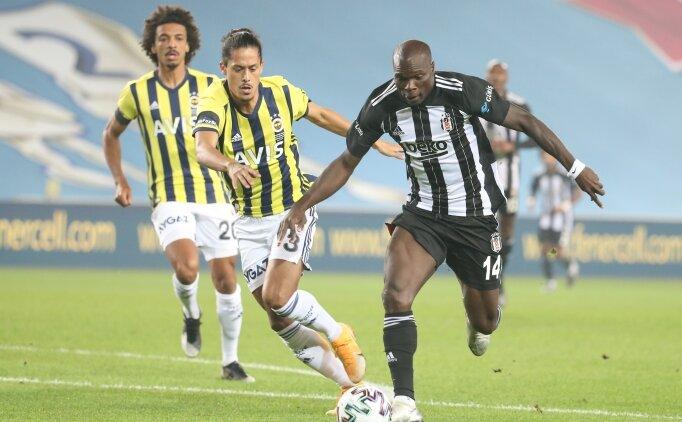 Beşiktaş'ın bu sezonki en erken golü derbide geldi!