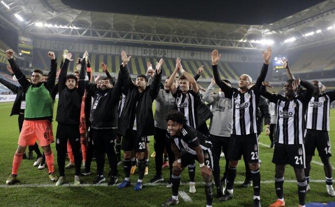 Beşiktaş'ta Rosier operasyonu