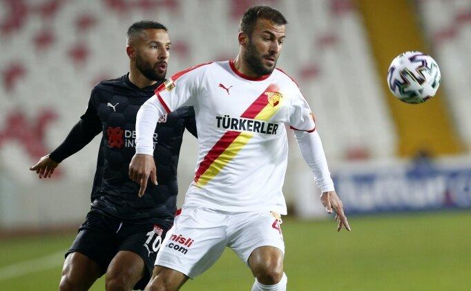 Göztepe kazandı, Sivasspor krizden çıkamıyor