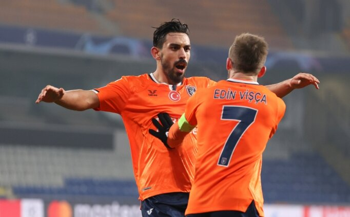 İrfan Can Kahveci, Başakşehir'le 5 gole ulaştı